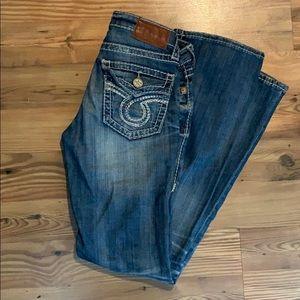 Big Star Liv Boot Jeans EUC